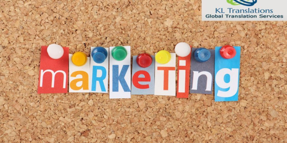 Can translations ease your marketing path? (Translation and marketing)